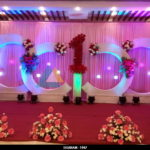 Birthday Decoration at Shenbaga Hotel