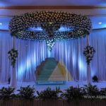 Sakthi – Suriya Wedding Event Decoration @ Le Royal Park Hotel, Pondicherry