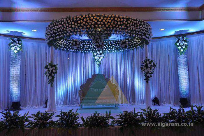 Reception Decoration @ Le Royal Park