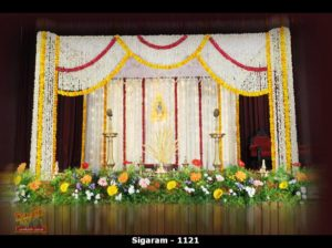 Wedding, Mandap, Marriage decoration in Pondicherry