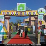 PONCEA Build Expo 2015 @ Anthoniyar Mahal, Pondicherry