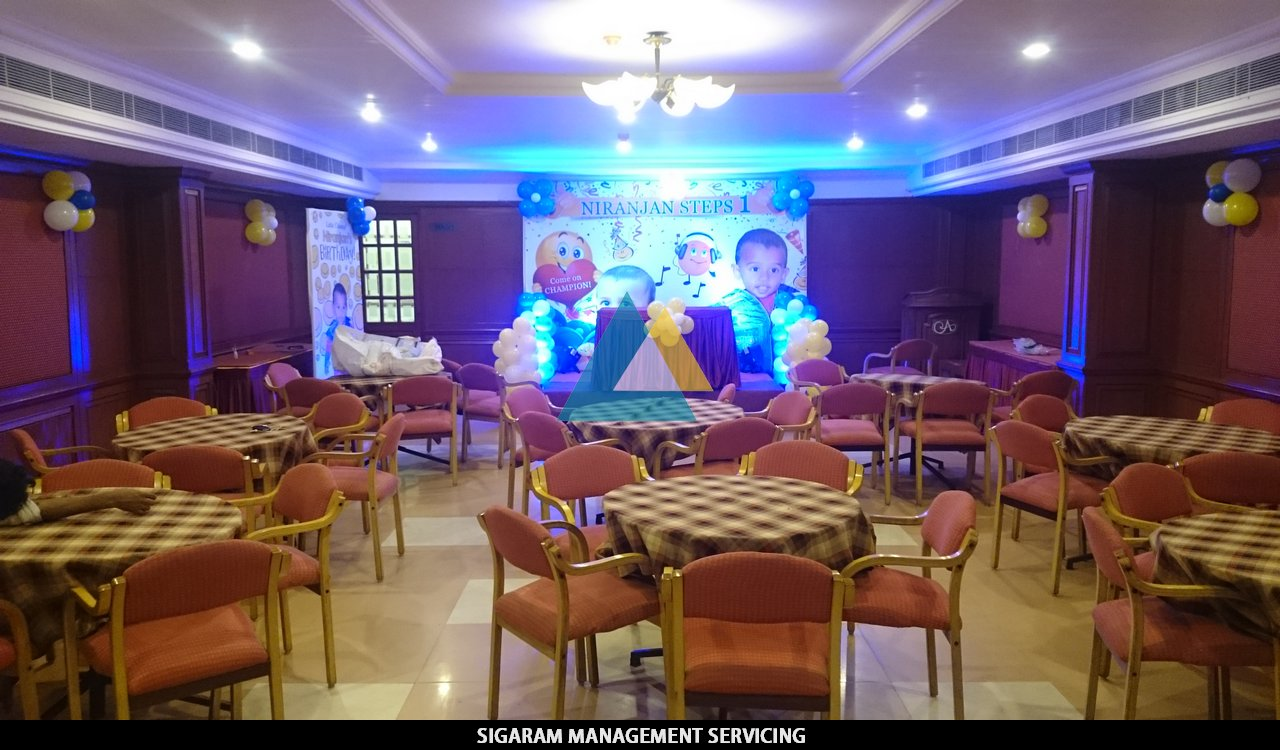 Hotel Decorations birthday party decoration at annamalai hotel (15) « wedding