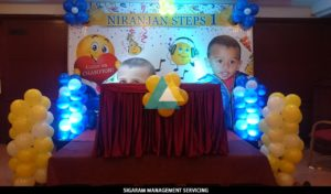 Birthday Party Decoration at Annamalai Hotel (9)