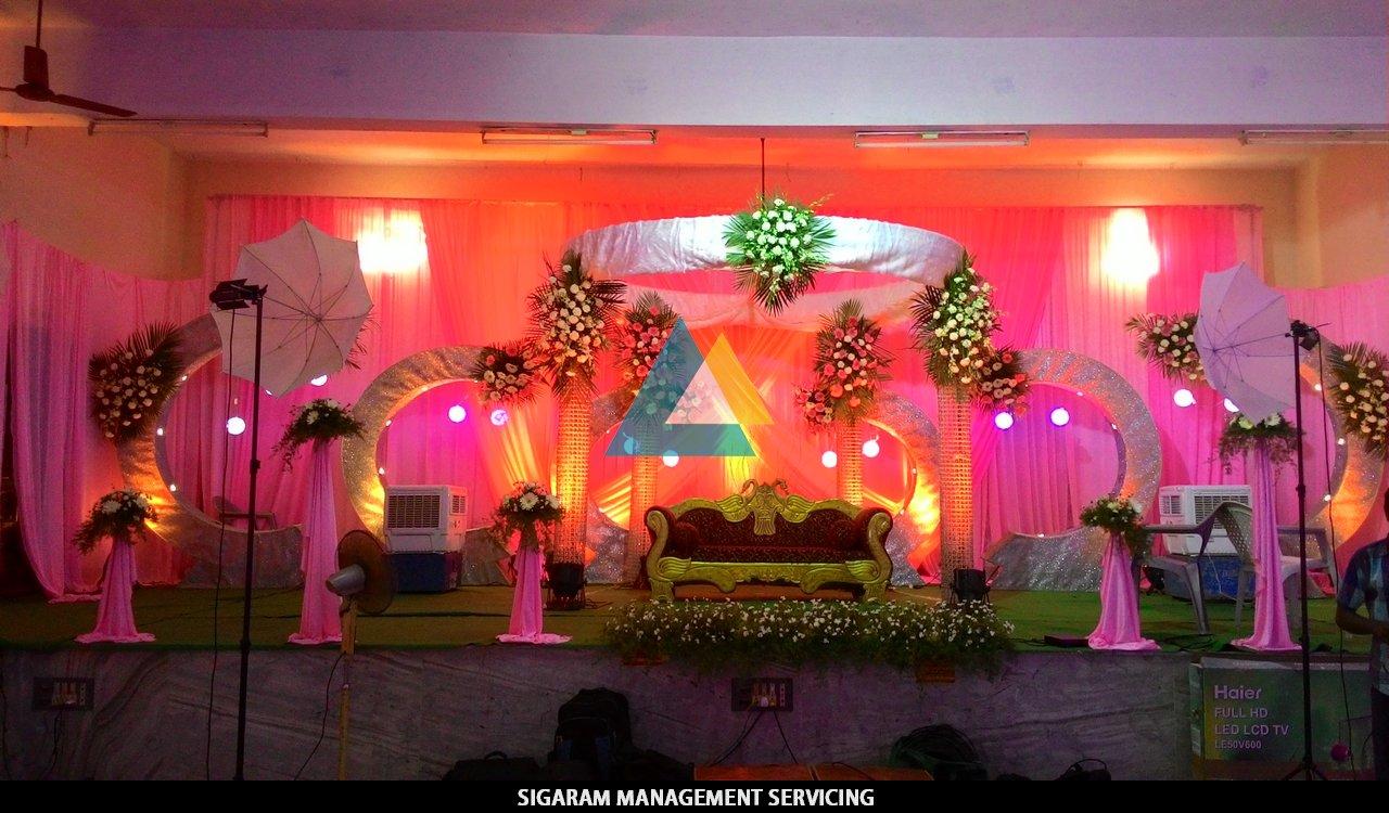 Wedding reception decoration at tittagudi tamilnadu sigaram wedding reception decoration at tittagudi tamilnadu junglespirit Choice Image