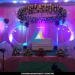 Wedding Decoration at Samikannu Tirumana Mandapam, Pondicherry