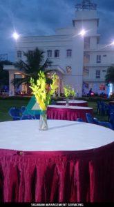 Centerpiece decoration Wedding Party Decoration at Bon Sejour (5)