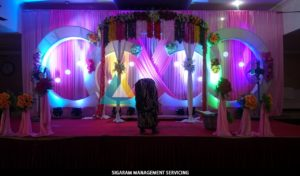 Wedding Decorations at Parvathi Thirumana Nilaiyam Pondicherry (7)