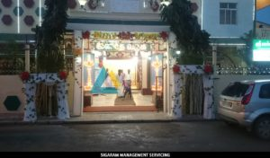 Wedding Entrance Decorations in Pondicherry (6)