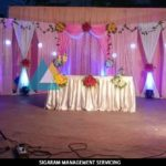 Wedding Party Decoration and Lightings at Hotel Bon sejour, Pondicherry