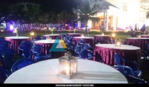 Wedding Party Decoration at Bon Sejour (10)