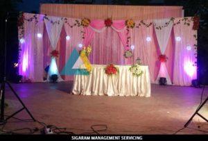 Wedding Party Decoration at Bon Sejour (2)