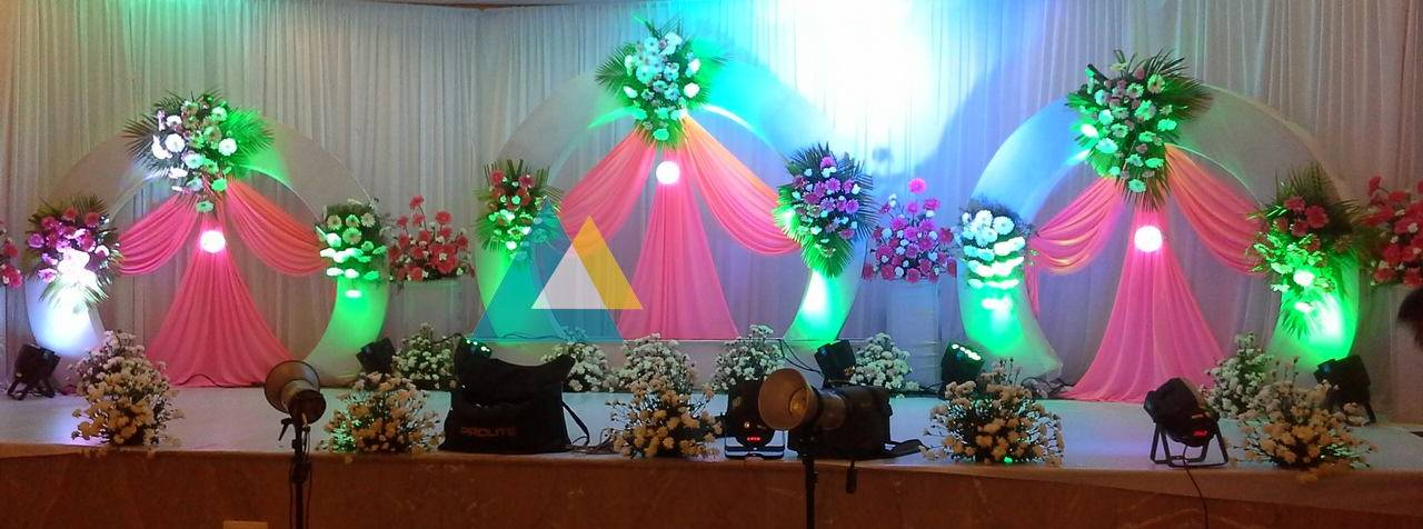 Puberty manjal neerattu vizha function decoration le for Decoration images