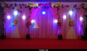 Engagement Decoration at Bonseure Hotel