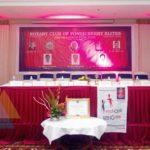 Rotary Club of Pondicherry Elites Installation function at Accord Hotel, Pondicherry