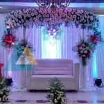 Reception Decoration at Surguru Hotel, Pondicherry