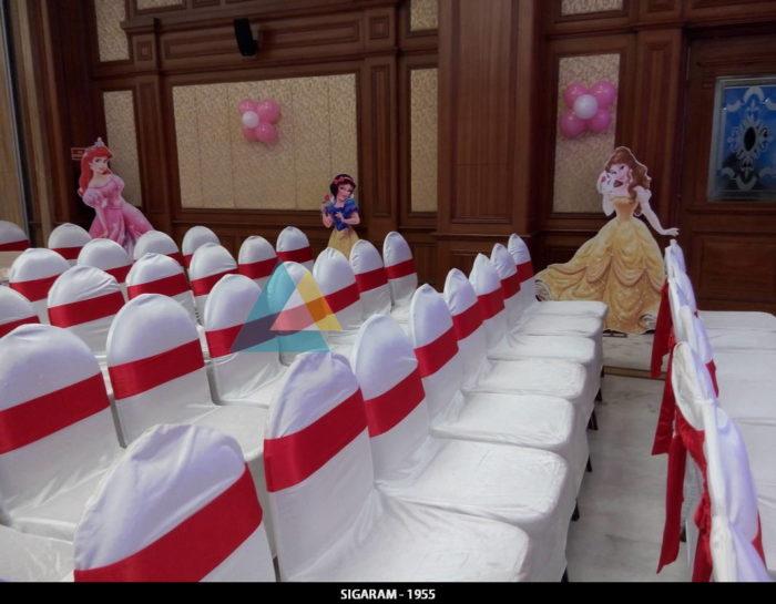 Birthday Decoration at Shenbaga Hotel