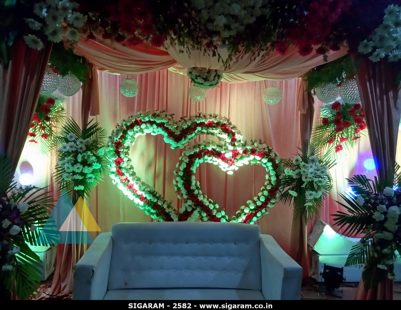 Wedding decoration subalakshmi mahal cuddalore 8 sigaram wedding related events and decorations junglespirit Choice Image