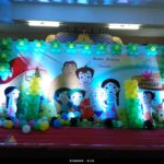 Chota Bheem themed Birthday Decoration (11)