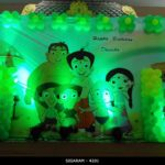 Chota Bheem themed Birthday Decoration (2)