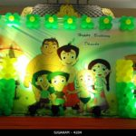 Chota Bheem themed Birthday Decoration (5)