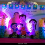Chota Bheem themed Birthday Decoration (6)