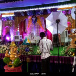 Engagement Decoration at Vedharanyam (4)
