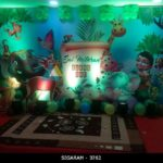Kanmani themed Birthday Decoration done at Hotel Subha Grand Hotel, Cuddalore