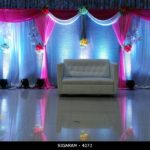 Wedding Reception Decoration at Jipmer Community Hall, Pondicherry