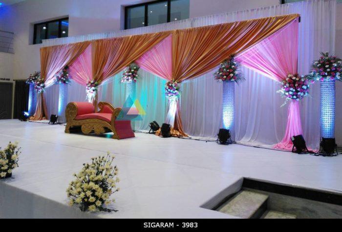 Reception Decoration at Logalakshmi Mahal, Villupuram (11)