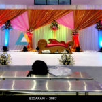 Wedding Reception Decoration at Logalakshmi Mahal, Villupuram
