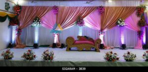 Reception Decoration at Sriperubathur (2)