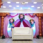 Reception Decoration at Vel Sokkanathan Thirumana Nilayam, Pondicherry