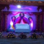 Reception Decoration at Vel Sokkanathan Mandapam, Pondicherry (2)