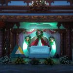 Reception Decoration at Vel Sokkanathan Mandapam, Pondicherry (3)