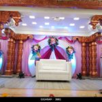 Reception Decoration at Vel Sokkanathan Mandapam, Pondicherry (5)