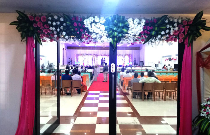 Wedding Entrance Decoration in Chennai (4)