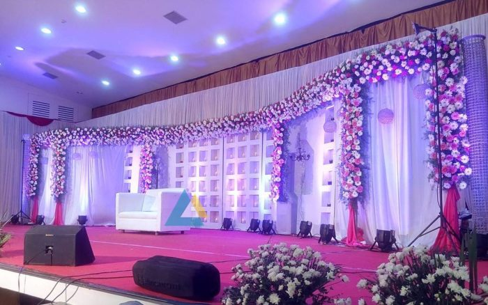 Wedding Reception Decoration at Chennai (4)