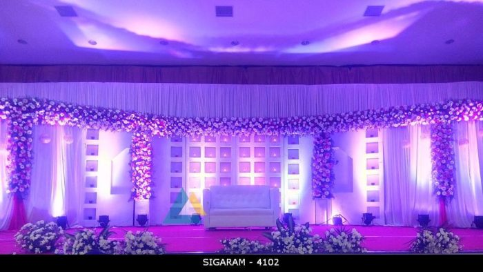 Wedding Reception Decoration at Chennai (6)