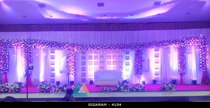 Wedding Reception Decoration at Chennai (7)