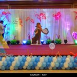 Themed Birthday Party Decoration at Hotel Shenbaga Convention Center, Puducherry