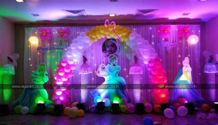 Princess Cinderella Themed birthday Party (1)