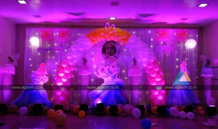 Princess Cinderella Themed birthday Party (2)
