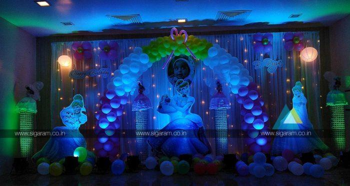 Princess Cinderella Themed birthday Party (4)