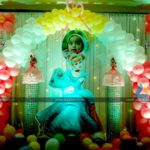 Cinderella Themed Birthday Party Decoration @ Hotel Green Palace, Puducherry