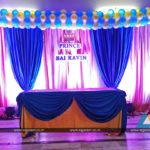 Birthday Party Decoration @ Lion Rotary Hall, Lawspet, Pondicherry