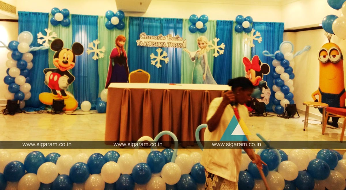 Birthday Party Decoration At Le Royal Park Hotel Pondicherry 6