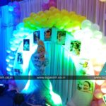 Princess Themed Birthday Party Decoration @ Annamalai Hotel, Pondicherry