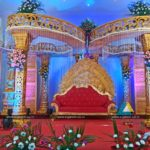 Reception and Wedding Stage Decoration @ Logalakshmi Mahal, Villupuram
