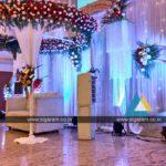 Reception and Wedding Decoration @ Shri Thangamayil Thirumana Mandapam, Mailam