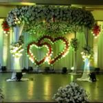 Wedding Stage Decoration in Neyveli – Block-24 Community Hall
